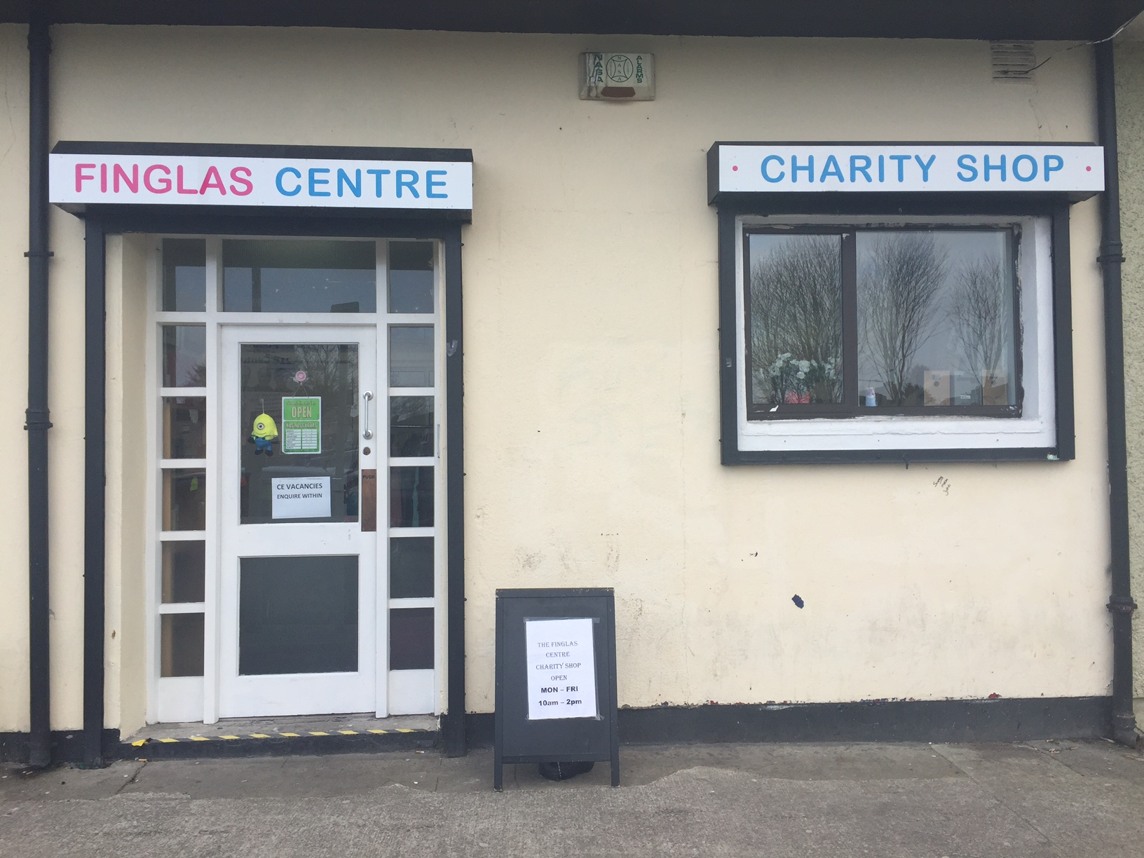 New charity shop now open in Finglas Centre